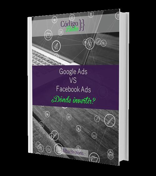 Ebook Google Ads VS Facebook Ads