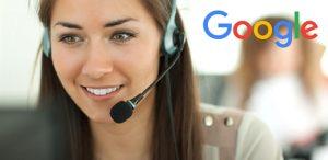 google ads telefono