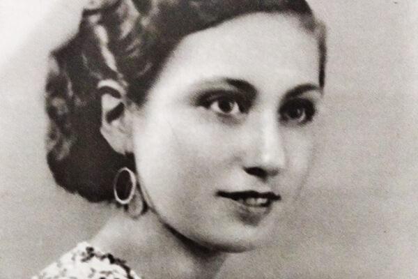 Mi abuela Geno