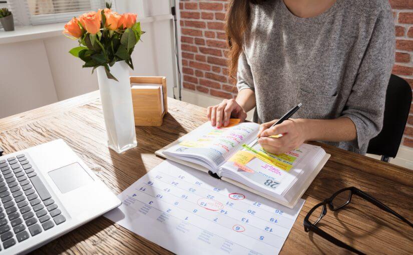 cómo crear un calendario editorial para redes sociales y blog